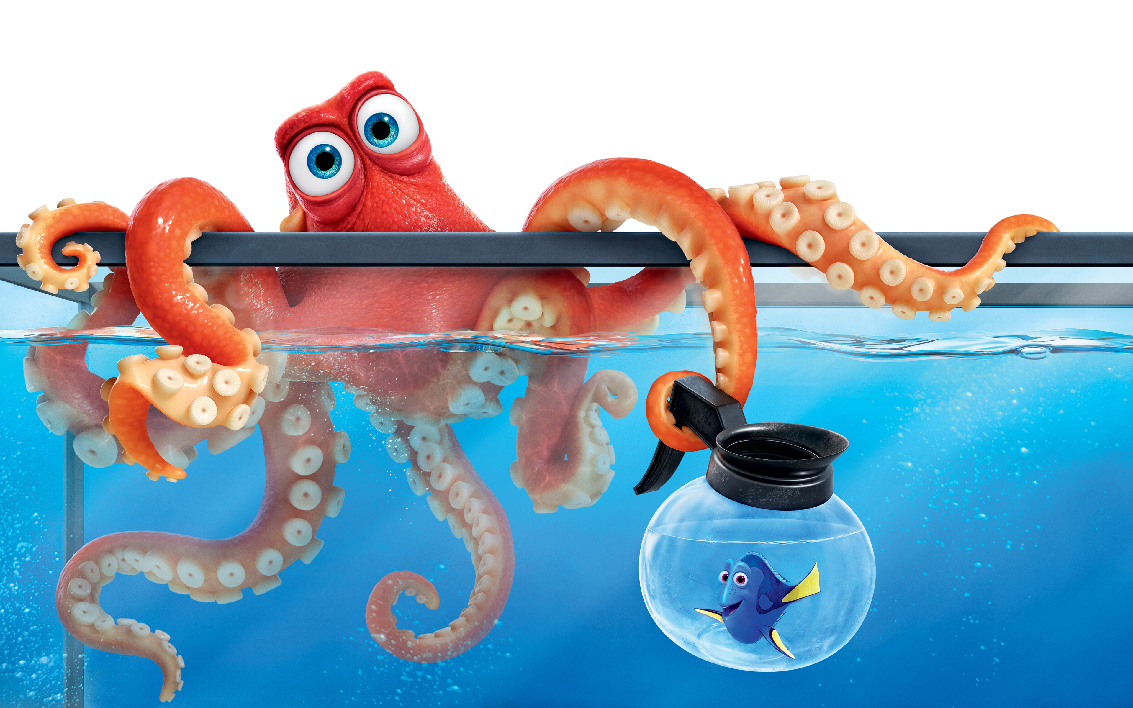 Review of Finding Dory